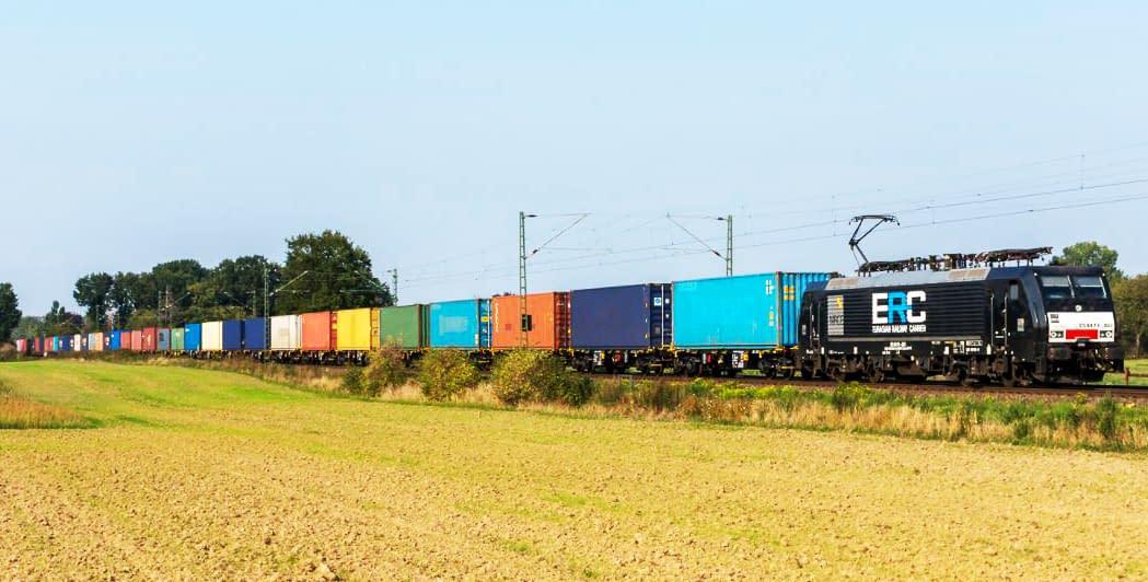 ERC Train Maersk