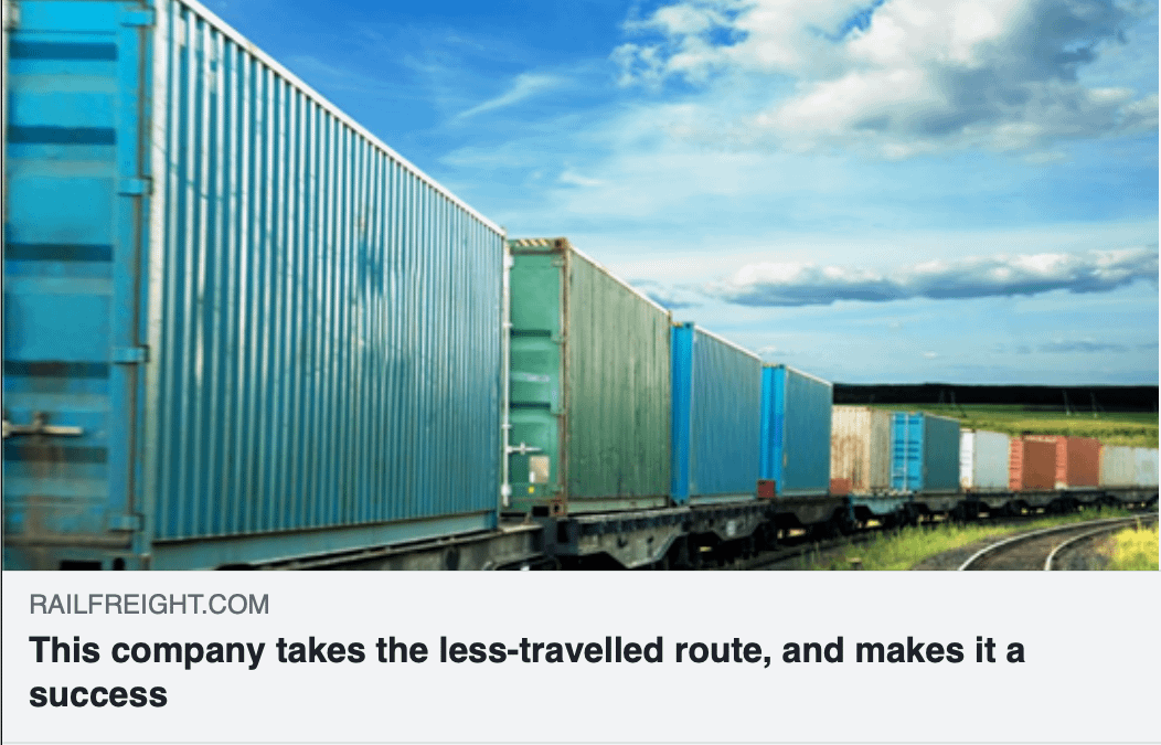 This company takes the less-travelled route, and makes it a success