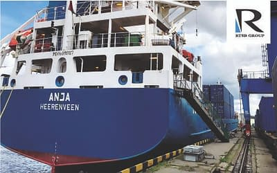 Multimodal service between China and Hamburg in cooperation with Belintertrans and UTLC