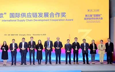 International Supply Chain Development Cooperation Award 2020