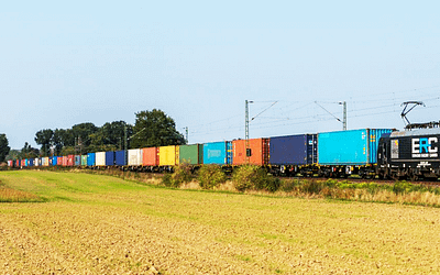 First block train from Southern West Europe to Asia for A.P. Moller-Maersk