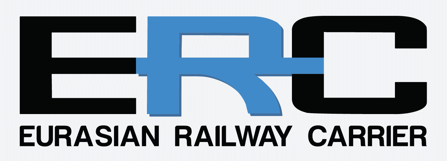 ERC Eurasian Railway Carrier Logo